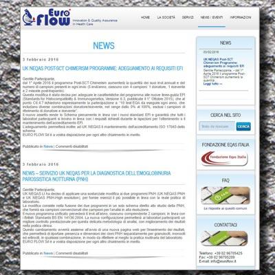 euroflow news